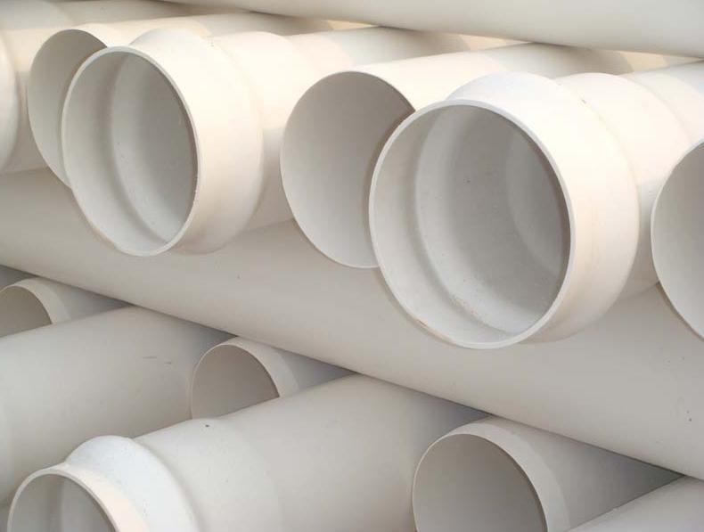 UPVC给水管 硬聚氯乙烯水管 PVC-U管