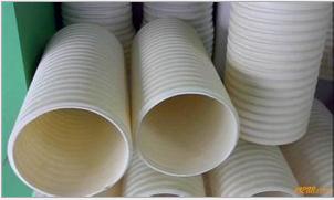PVC波纹管  双壁波纹管质优价低产品