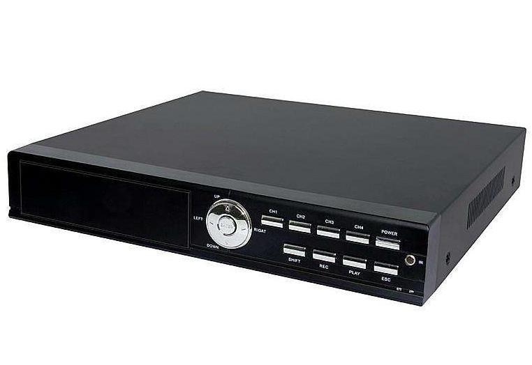 网络硬盘录像机 支持 1080P 高清预览